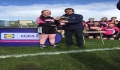 O'Carolan College Junior and Senior Ladies Football Success