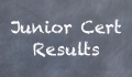 Junior Certificate Results Wednesday 13th September